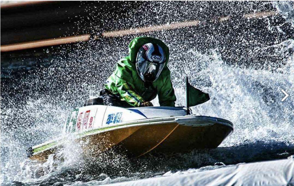 福岡泉水(ふくおかいずみ)の競艇写真2