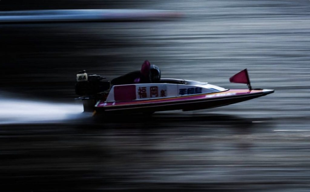福岡泉水(ふくおかいずみ)の競艇写真
